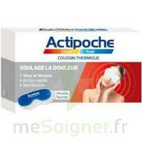 ACTIPOCHE Masque thermique yeux et tempes B/1 à Auterive