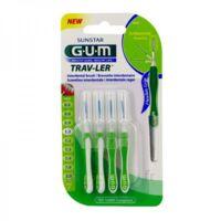 Gum Trav - Ler, 1,1 Mm, Manche Vert , Blister 4 à Auterive
