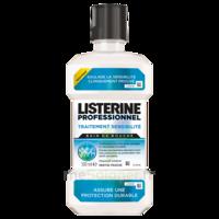 Listerine Professionnel Bain bouche traitement sensibilité 500ml à Auterive
