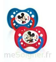 Dodie Disney sucettes silicone +18 mois Mickey Duo à Auterive