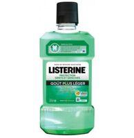 Listerine Goût plus léger 500ml à Auterive
