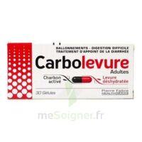 CARBOLEVURE Gélules adulte Plq/30 à Auterive