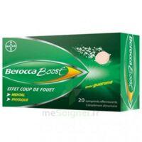 Beroccaboost Comprimés Effervescents B/20 à Auterive