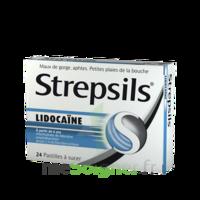 Strepsils lidocaïne Pastilles Plq/24 à Auterive