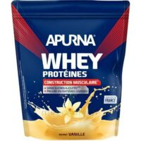 Apurna Whey Proteines Poudre Vanille 750g à Auterive