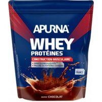 Apurna Whey Proteines Poudre Chocolat 750g à Auterive