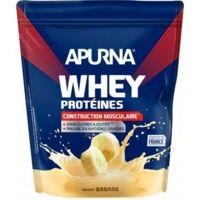 Apurna Whey Proteines Poudre Banane 750g à Auterive