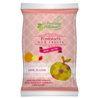 Le Pastillage Officinal Sans Sucre Fondant Fruits Sachet/100g à Auterive
