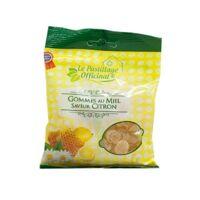 Le Pastillage Officinal Gomme miel citron Sachet/100g à Auterive