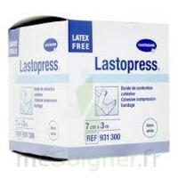 Lastopress® Bande De Compression Cohésive 7 Cm X 3 Mètres - Coloris Blanc à Auterive