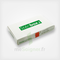Stéribox Kit Prévention Et Hygiène Pour Les Toxicomanes Avec Seringues 100ui/ml à Auterive