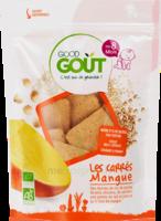 Good Goût Alimentation Infantile Carré Mangue Sachet/50g à Auterive