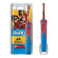 Oral B Incredibles 2 Brosse dents électrique enfant 3ans et+ à Auterive