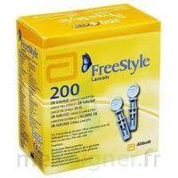 Freestyle Papillon Lancettes B/200 à Auterive