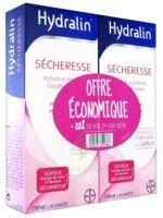Hydralin Sécheresse Crème lavante spécial sécheresse 2*200ml à Auterive
