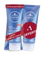 Laino Hydratation au Naturel Crème mains Cire d'Abeille 3*50ml à Auterive