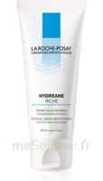 Hydreane Riche Crème hydratante peau sèche à très sèche 40ml à Auterive