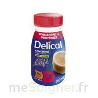 Delical Boisson Hp Hc Concentree Nutriment Café 4bouteilles/200ml à Auterive