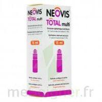 Neovis Total Multi S Ophtalmique Lubrifiante Pour Instillation Oculaire Fl/15ml à Auterive