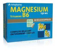 Arkovital Magnésium Vitamine B6 Gélules 2b/60 à Auterive