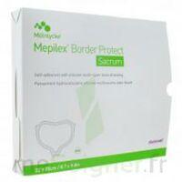 Mepilex Border Sacrum Protect Pansement Hydrocellulaire Siliconé 22x25cm B/10 à Auterive