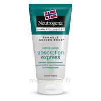 Neutrogena Crème Pieds Absorption Express 100ml à Auterive