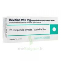 Bevitine 250 Mg Cpr Enr Plq/20 à Auterive