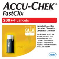Accu-chek Fastclix Lancettes B/204 à Auterive