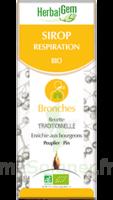 Herbalgem Sirop Bio Respiration 150ml à Auterive
