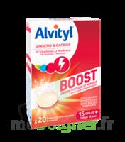 Alvityl Boost Comprimés B/20 à Auterive