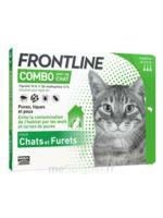 Frontline Combo Solution Externe Chat 3doses à Auterive