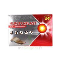 NUROFENPLAST 200 mg Emplâtre médic 4Sach à Auterive