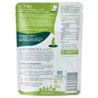 Good Goût Alimentation Infantile Risotto De Courgettes Chèvre Sachet/190g