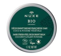 Nuxe Bio Déodorant Baume Fraîcheur 24h Toutes Peaux Pot/50g à Auterive