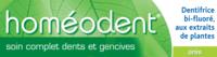 Boiron Homéodent Soin Complet Dents Et Gencives Pâte Dentifrice Anis 2t/75ml à Auterive