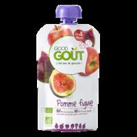 Good Goût Alimentation Infantile Pomme Figue Gourde/120g à Auterive