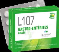 Lehning L107 Comprimés Orodispersibles 2plq Pvc/pvdc/alu/20 à Auterive