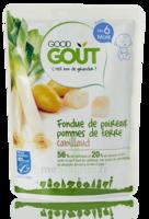 Good Goût Alimentation Infantile Poireaux Pomme De Terre Cabillaud Sachet/190g à Auterive