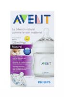 BIBERON AVENT NATURAL 125ML à Auterive