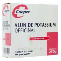COOPER ALUN POTASSIUM Poudre B/250g à Auterive