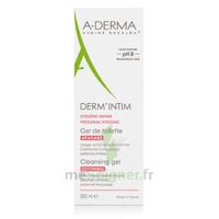 Aderma Derm'intim Ph 8 Gel De Toilette Apaisant 200ml à Auterive