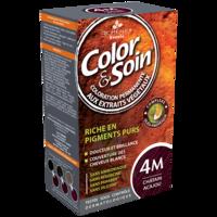 Color&soin Kit Coloration Permanente 4m Châtain Acajou à Auterive