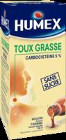 Humex 5 % Solution Buvable Expectorant Sans Sucre Adulte Fl/250ml à Auterive