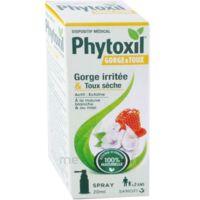 Phytoxil Gorge Et Toux Spray Fl/20ml à Auterive