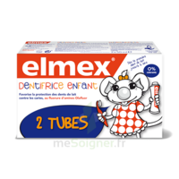 ELMEX DUO DENTIFRICE ENFANT, tube 50 ml x 2 à Auterive