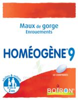 Boiron Homéogène 9 Comprimés à Auterive