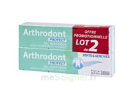 Pierre Fabre Oral Care Arthrodont Protect Dentifrice Lot De 2 X75ml à Auterive