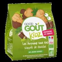 Good Goût Biscuit Animaux Nappé Chocolat B/120g à Auterive