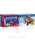 Elgydium Age De Glace Pâte Dentifrice Fraise Givrée Kids 2/6ans 50ml à Auterive