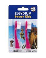 Elgydium Recharge Pour Brosse à Dents électrique Age De Glace Power Kids à Auterive